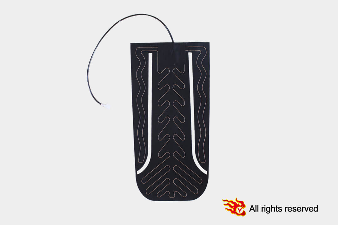 Alloy wire heater pad7