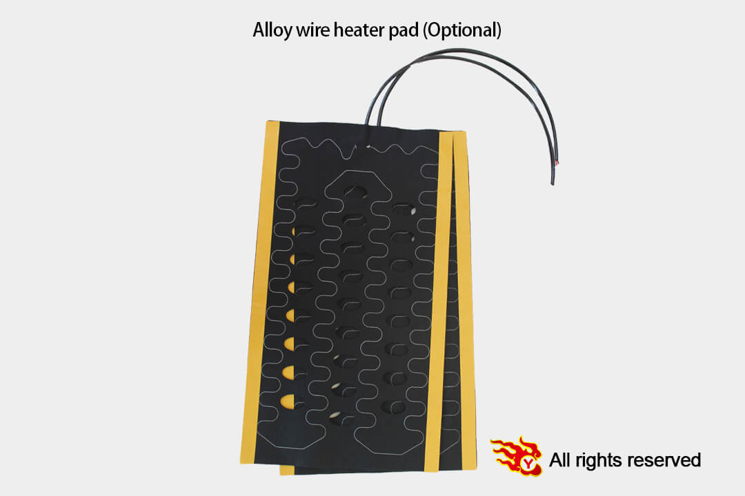 alloy-wire-heater-pad
